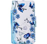 cheap -Case For iTouch 5/6 Wallet Card Holder with Stand Flip Pattern Full Body Cases Hard