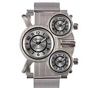 Муж. Наручные часы Кварцевый Защита от влаги Термометр Компас Металлический сплав Группа На каждый день