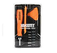 Teléfono móvil Kit de herramientas de reparación Destornillador Plástico / acero Stianless Pry Herramientas de Recambio