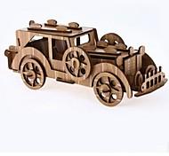 Недорогие -3D пазлы Пазлы Модель дерева Лошадь 3D Для детской Горячая распродажа Домики Мода Винтаж новый Модерн Ретро Все возрастные группы 6 лет и