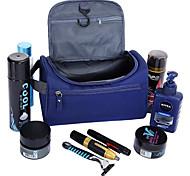 cheap -1Pcs Waterproof Men Hanging Makeup Bag Nylon Travel Organizer Cosmetic Bag