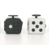 кубик рубика гладкий кубик скорости простой офисный стол игрушки снимает добавить, adhd, беспокойство, аутизм стресс и облегчение тревоги