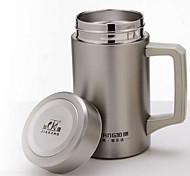 Office/Career Drinkware, 500 Stainless Steel Tea Water Water Bottle