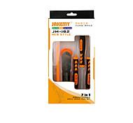 Teléfono móvil Kit de herramientas de reparación Destornillador Ventosa Plástico / acero Stianless Pry Herramientas de Recambio