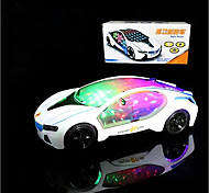 LED Lighting Race Car Toys Others Classic Theme Holiday Vehicles Birthday Lighting Motorised New Design Kids Pieces