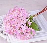 Недорогие -Искусственные Цветы 3 Филиал Современный / Пастораль Стиль Гортензии Букеты на стол