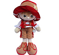 Stuffed Toys Toys Cartoon Fashion Wedding For Children Soft Wedding Decorative Cartoon Design Fashion Girls 1 Pieces
