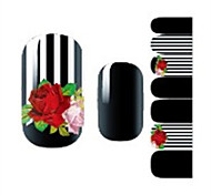 cheap -Nail Art Sticker  3D Nail Stickers Makeup Cosmetic Nail Art Design