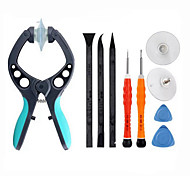 cheap -Cell Phone Repair Tools Kit Screwdriver Suction Cup Plastic/Stianless Steel Pry Replacement Tools