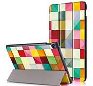 cheap -Case For Asus Full Body Cases Tablet Cases Hard PU Leather for
