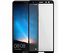 Недорогие -Защитная плёнка для экрана Huawei для Mate 10 lite Закаленное стекло 1 ед. Защитная пленка на всё устройство Против отпечатков пальцев