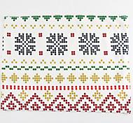 Недорогие -Elegant Хлопчатобумажная ткань Прямоугольная Салфетки-подстилки Настольные украшения