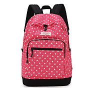 "cheap -Nylon Polka Dot Backpacks 14"" Laptop"