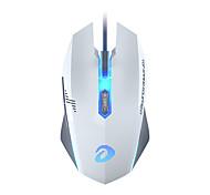 cheap -Dareu EM915 Wired Gaming Mouse seven key 4000DPI