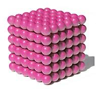 Недорогие -Магнитная игрушка Магнитные игрушки Магнитные шарики 64 Куски Игрушки Магнитный Глянцевый Меняет цвета Динозавры Подарок