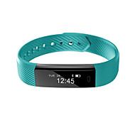 Недорогие -D115 Смарт-браслет iOS iPhone На открытом воздухе Bluetooth Портативные Сенсорный датчик Наручные часы Сенсор пальца