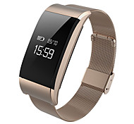Недорогие -yy a66 мужская женщина bluetooth smart bracelet / smartwatch / спортивный шагомер для iOS android phone