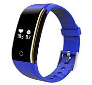 Недорогие -Смарт-браслет Bluetooth Израсходовано калорий Педометры Сенсорный датчик Регистрация деятельности Импульсный трекер Педометр Датчик для