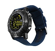 cheap -Smartwatch JSBP-EX28A for Android 4.3 / iOS 7 Works with iOS and Android system. / Calories Burned / Message Reminder Pedometer /