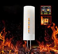 Недорогие -g4 36led огненные лампы привели лампочки мерцания эмуляции огни огни decorac / dc12v