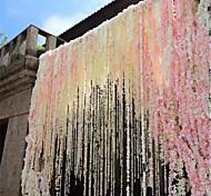 Недорогие -1 Филиал Другое Другое Цветы на стену Искусственные Цветы