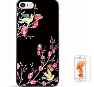 cheap -Case For Apple iPhone 8 iPhone 8 Plus Pattern Back Cover Butterfly Soft TPU for iPhone 8 Plus iPhone 8 iPhone 7 Plus iPhone 7 iPhone 6s
