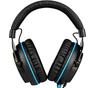 Недорогие -SADES R3 Головная повязка Проводное Наушники динамический пластик Игры наушник С регулятором громкости / С микрофоном наушники