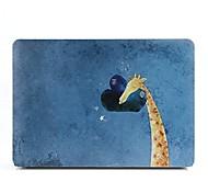 """Недорогие -MacBook Кейс для Животное Поликарбонат материал Новый MacBook Pro 13"""" MacBook Air, 13 дюймов MacBook Air, 11 дюймов Macbook MacBook Pro,"""