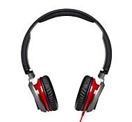 baratos -EDIFIER K710P Bandana Com Fio Fones Dinâmico Plástico Games Fone de ouvido Com controle de volume Com Microfone Fone de ouvido