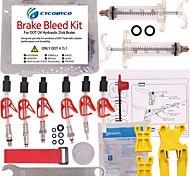 Недорогие -Bike Тормоза и запчасти Bike Инструменты Мультитулы Наборы для ремонта Прочие инструменты Ремонтные инструменты Горные велосипеды
