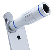 cheap -Mobile Phone Lens Long Focal Lens 18X Macro 3m 30 Lens with Stand