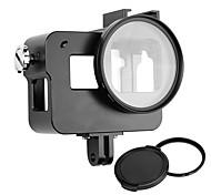 cheap -Sports Action Camera Kit Protective Case For Action Camera Gopro 6 Camping / Hiking Hiking Casual Cycling / Bike Running Aluminium