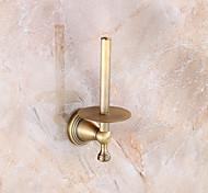 cheap -Toilet Paper Holder Antique Brass 1 pc - Hotel bath