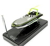 cheap -RC Boat HY218Green Plastics 4 Channels KM/H RTR
