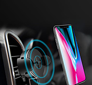 cheap -Car Charger / Wireless Charger USB Charger USB Wireless Charger / Qi 1 USB Port 1 A iPhone 8 Plus / iPhone 8 / S8 Plus