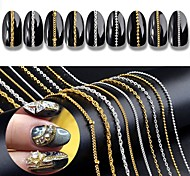 Недорогие -Подвески Инструменты сделай-сам Инструмент для отделки металлический Аксессуары для инструментов Nail Art DIY Мода Высокое качество