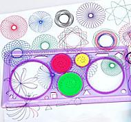 Недорогие -Игрушечные планшеты для рисования Игрушки Прямоугольная Сад Живопись Взаимодействие родителей и детей Новый дизайн Мягкие пластиковые