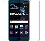 abordables -Protector de pantalla Huawei para Vidrio Templado 1 pieza Protector de Pantalla Frontal Borde Curvado 2.5D Dureza 9H Alta definición (HD)