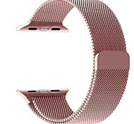 Недорогие -Ремешок для часов для Apple Watch Series 3 / 2 / 1 Apple Миланский ремешок Металл Повязка на запястье