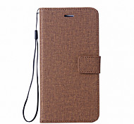 cheap -Case For Sony Xperia Z5 Xperia L1 Card Holder Wallet with Stand Flip Full Body Cases Solid Colored Hard PU Leather for Sony Xperia Z5