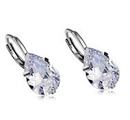 cheap -Women's Drop Crystal Crystal Drop Earrings - Formal / Classic / Fashion Silver Earrings For Party / Evening / Office & Career