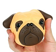 Недорогие -LT.Squishies Резиновые игрушки Собаки / Животный принт Животный принт Товары для офиса / Стресс и тревога помощи / Декомпрессионные