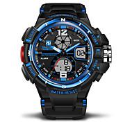 cheap -Men's Women's Digital Sport Watch Casual Watch Japanese Calendar / date / day Water Resistant / Water Proof Casual Watch Stopwatch Dual