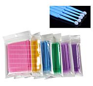 cheap -100 pcs Makeup Cotton Stick # Stick