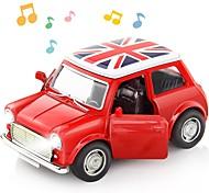 Недорогие -Sound light Collection Brinquedos Car Vehicle Toys Игрушечные машинки Классическая машинка Игрушки Автомобиль Музыка Транспорт утонченный
