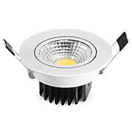Недорогие -9W 820lm 2G11 LED даунлайт Утапливаемое крепление 1 Светодиодные бусины COB Декоративная Тёплый белый / Холодный белый 85-265V