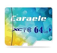 Недорогие -Caraele 64 Гб Карточка TF Micro SD карты карта памяти Class10 CA-1