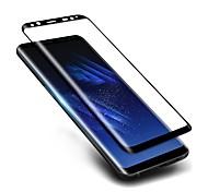 abordables -Protector de pantalla Samsung Galaxy para S8 Vidrio Templado 1 pieza Protector de Pantalla Frontal Borde Curvado 3D Anti-Arañazos A