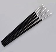 cheap -5pcs nail art Specialty Tools Nail Brushes Professional Painting Embossed Casual/Daily Other Brush