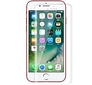 Недорогие -Защитная плёнка для экрана Apple для iPhone 8 iPhone 7 iPhone 6s iPhone 6 TPG Hydrogel 1 ед. Защитная пленка для экрана Против отпечатков